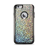 The Colorful Confetti Glitter Sparkle Apple iPhone 6 Plus Otterbox Commuter Case Skin Set