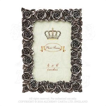 Alchemy Gothic Shades of Alchemy Rose Photo Frame