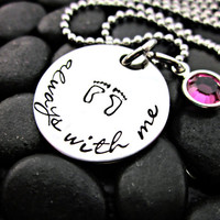 Memorial Necklace - Miscarriage - Infant Loss