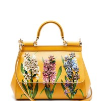 Sicily small calf-leather bag | Dolce & Gabbana | MATCHESFASHION.COM US