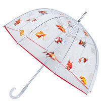 Big Fish Umbrella | Mod Retro Vintage Umbrellas | ModCloth.com