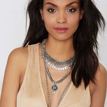 Raina Chain Necklace
