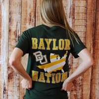 Baylor Nation - FOREST GREEN at Barefoot Campus
