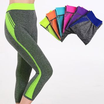 Candy Neon Color Yoga Leggings