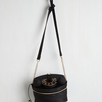 Statement That's What I Call Cool Bag by Betsey Johnson from ModCloth