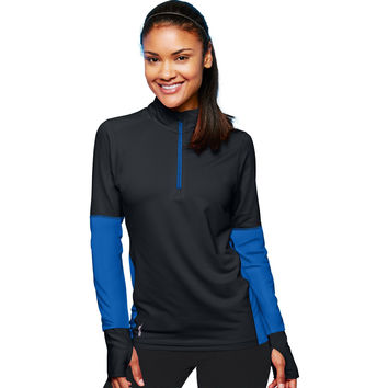 Duofold by Champion THERMatrix Womens 1/4 Zip Pullover
