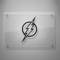 Flash Vinyl Decal Sticker Vinyl Decal Sticker car wall