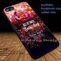 Tangled Rapunzel Quote DOP1296 iPhone 6s 6 6s+ 5c 5s Cases Samsung Galaxy s5 s6 Edge+ NOTE 5 4 3 #quote
