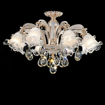 modern led chandelier italy murano glass chandelier handcraft glass modern crystal chandelier k9 crystal led bedroom lighting