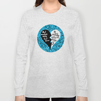 The Fault in Our Stars #3 Long Sleeve T-shirts by Anthony Londer | Society6