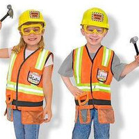 Official Jr. Construction Worker Set
