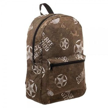 Call Of Duty WWII All Over Print Backpack