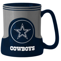 Dallas Cowboys Coffee Mug - 18oz Game Time