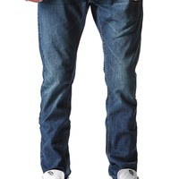 Bullhead Denim Co. Grand Skinny Jeans - Mens Jeans - Blue