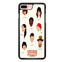Stranger Things Cast iPhone 7 Plus Case