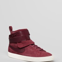 Nike High Top Sneakers - Blazer Twist Suede | Bloomingdale's