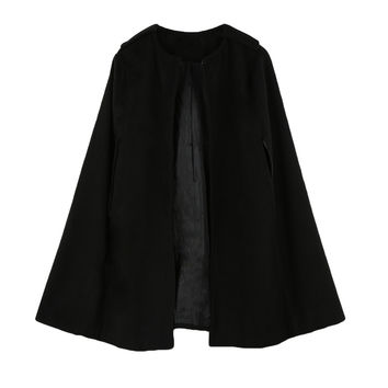 Batwing Cape  Loose Poncho Cloak Jacket