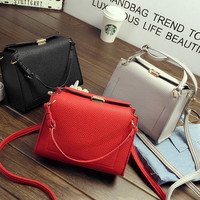Women Casual High Quality Crossbody Messenger Bags Fashion Women Leather Shoulder Bag Female Chic Handbag Gift 63