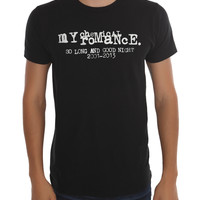 My Chemical Romance So Long And Good Night T-Shirt