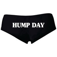 Women's Hump Day Shortie Shorts