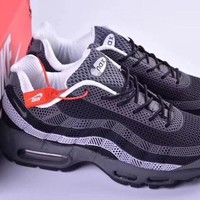 "Nike Air Max 95 ""Black/Gray/White"" Men Sneaker"