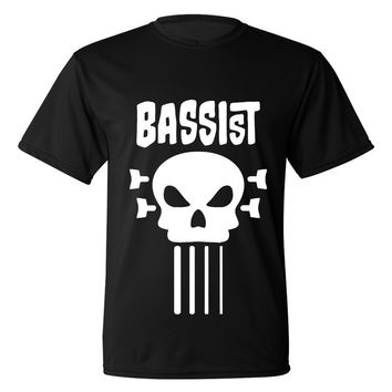 Bassist - Bass Guitar Player - Unisex T-shirt
