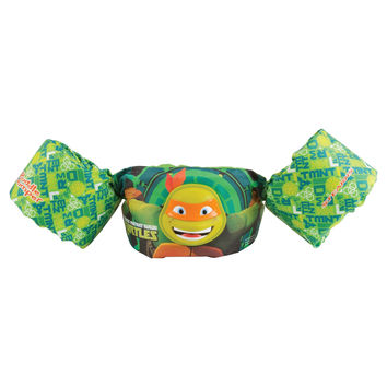 Teenage Mutant Ninja Turtles 3D Puddle Jumper Life Jacket