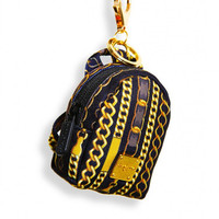 9 CHAINZ BACKPACK KEYCHAIN