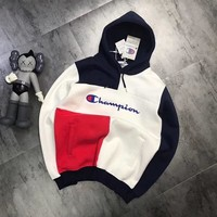 Champion Women Hot Hoodie Cute Sweater-3