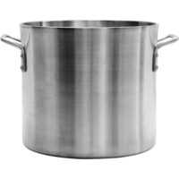 Commercial Kitchen 16 Qt. Aluminum Stock Pot