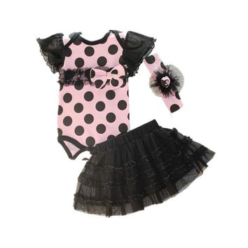 Halloween Pumpkin Skull Lace Dresses Baby Girl Clothes Sets Costumes Bodysuits Outfits Jumpsuit Baby Clothes ROGL007300832