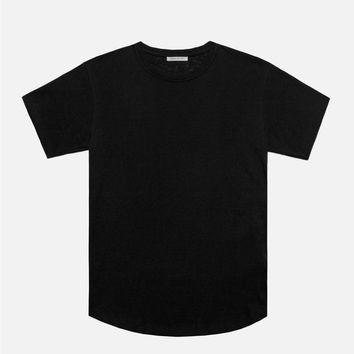 Classic Curve Tee Co-Mix / Co-Mix Black