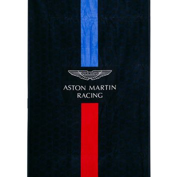 Racing Stripe Aston Martin Beach Towel by Hackett