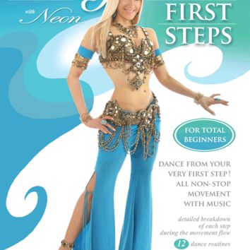 """Belly Dance: First Steps for Total Beginners"" DVD with Neon"