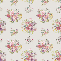 Bouquet of Plenty Removable Wallpaper