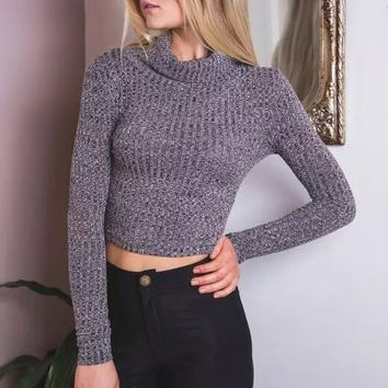 Winter Women's Fashion Sweater [6513952839]