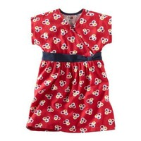 Tea Collection Girls 2-6X Dyed Dots Knot Dress $29.50 - $35.00