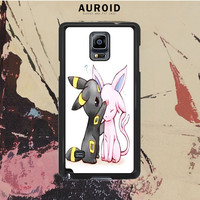 Pokemon Samsung Galaxy Note 4 Case Auroid