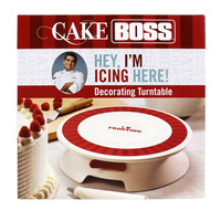 Cake Boss™ Decorating Turntable