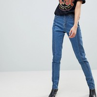 Vero Moda Tall Denim Mix Jeans at asos.com
