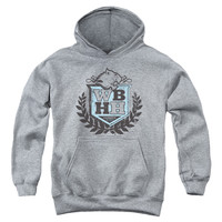 90210 WBHH<br>PULLOVER HOODIE<br>HEATHER<br>YOUTH