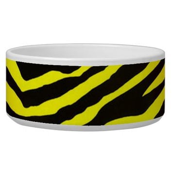 Tiger Stripes Bowl