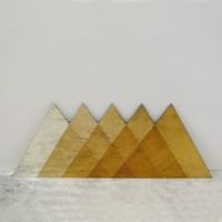 Transience mirror - triangular - ALL - OBJECTS
