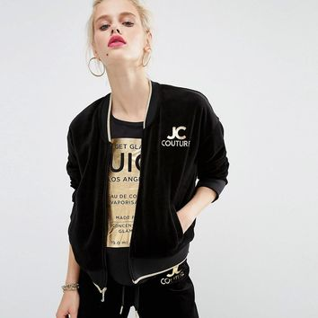 Juicy Couture | Juicy Couture Westwood Jacket at ASOS