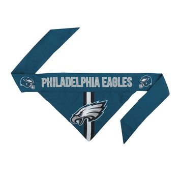 Philadelphia Eagles Dog Bandanna