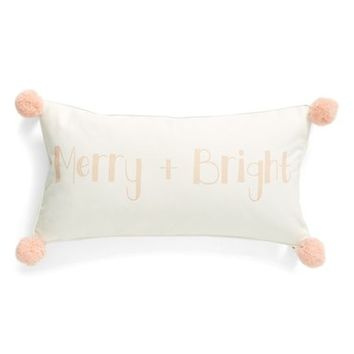Levtex 'Merry + Bright' Accent Pillow | Nordstrom