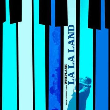 La La Land Movie Poster 11x17