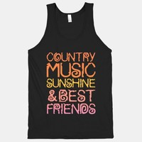 Country Music, Sunshine and Best Friends | HUMAN