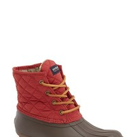 Women's Sperry 'Saltwater' Waterproof Rain Boot,