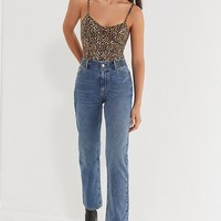BDG Blossom Straight-Leg Jean | Urban Outfitters